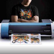 DARK - impressão digital